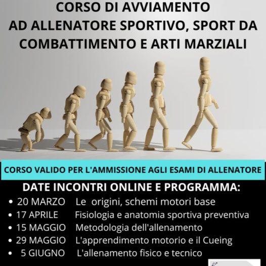 """Corso """"Le Origini del Movimento"""""""